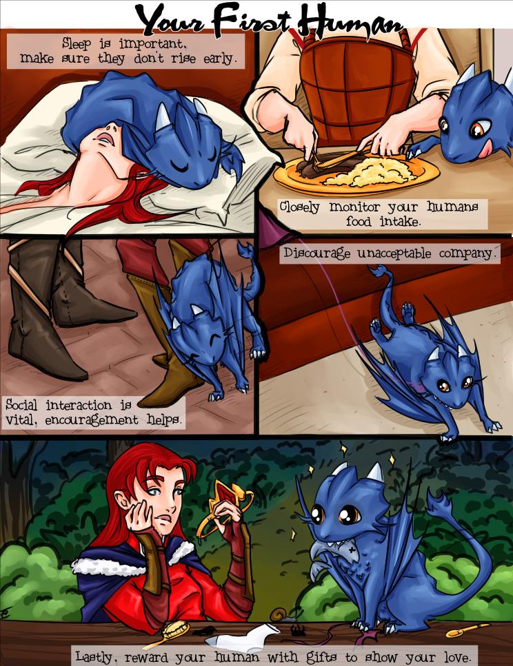 Avariella Guest Comic
